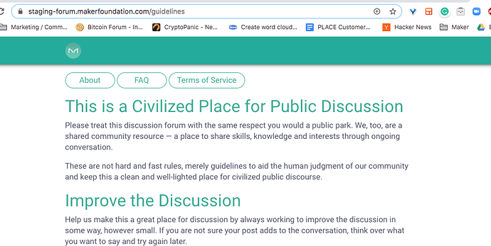 can we alter this text?  why no show up my first visit to site?